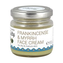 Zoya Goes Pretty Frankincense & Myrrh Face Cream