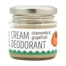 Zoya Goes Pretty Cream Deodorant Chamomile & Grapefruit, 60 g