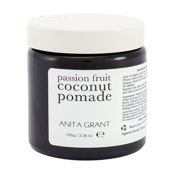 Anita Grant Passion Fruit Coconut Pomade, 100 g