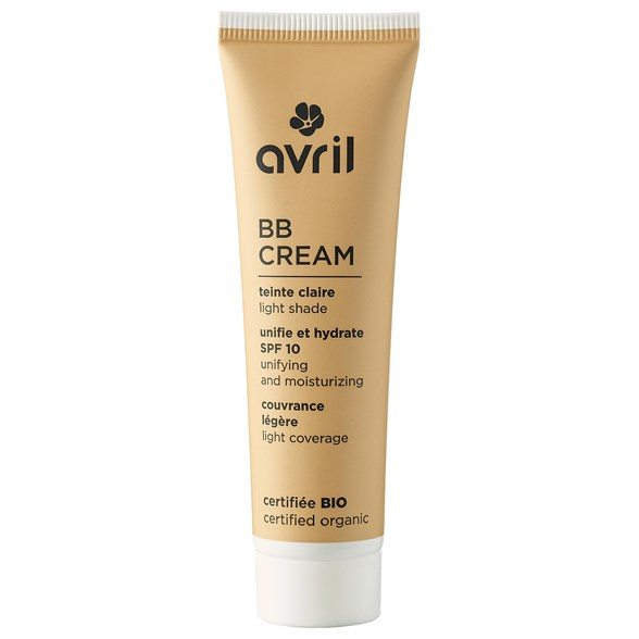 Avril Organic BB Cream, 30 ml
