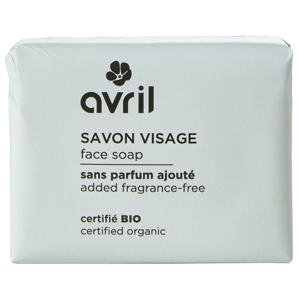 Avril Face Soap Fragrance Free, 100 g