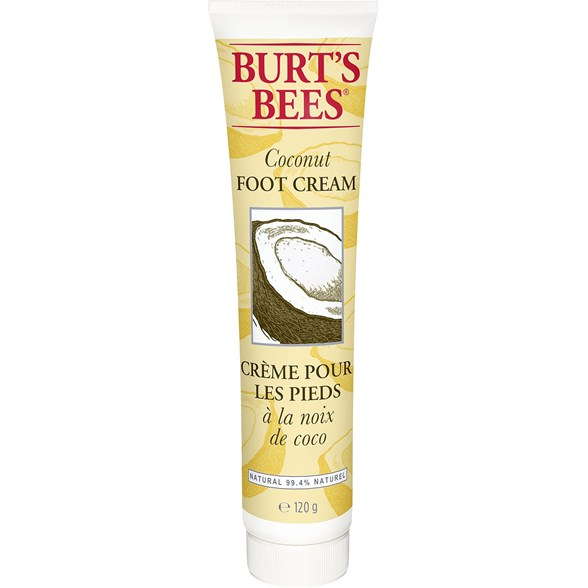 Burt's Bees Coconut Foot Cream, 120 g