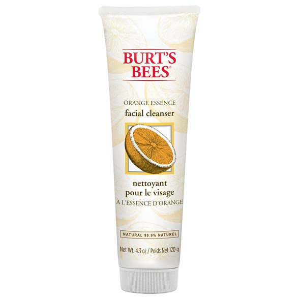 Burt's Bees Orange Essence Facial Cleanser, 120 g