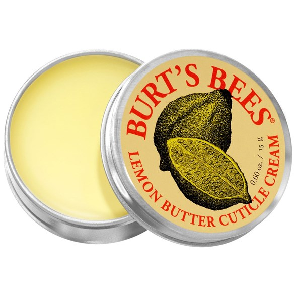 Burt's Bees Lemon Butter Cuticle Cream, 15 g