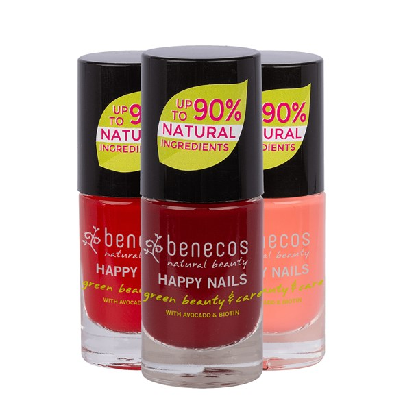 Benecos Nail Polish Happy Nails, 5 ml