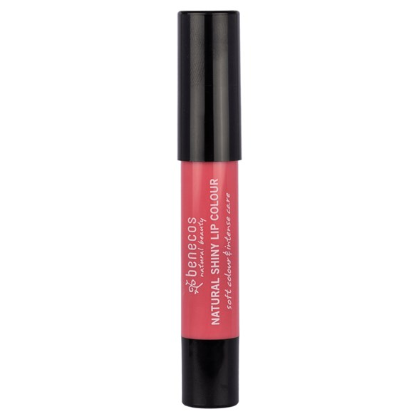 Benecos Natural Shiny Lip Colour, 4,5 g