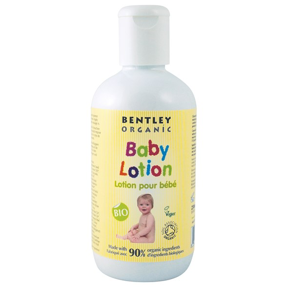 Bentley Organic Ekologisk Baby Lotion, 250 ml