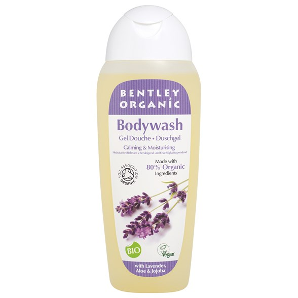 Bentley Organic Ekologisk Bodywash Calming & Moisturising, 250 ml