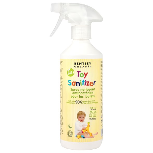 Bentley Organic Toy Sanitizer, 500 ml