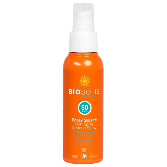 Biosolis Sun Spray SPF 50, 100 ml