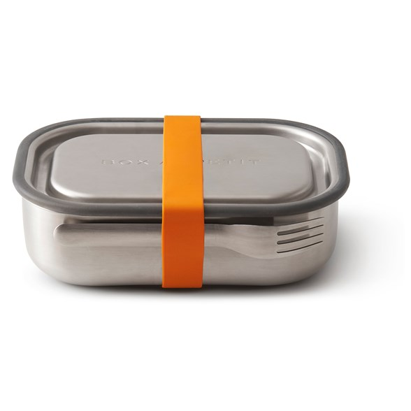Black + Blum Matlåda Rostfritt stål 3-i-1 - Orange, 1 L