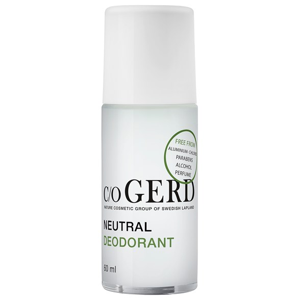 c/o GERD Neutral Deodorant, 60 ml