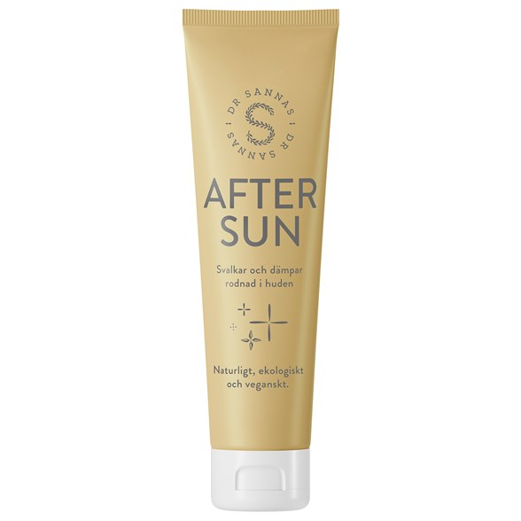 Dr Sannas After Sun Lotion med havrelipider, 100 ml