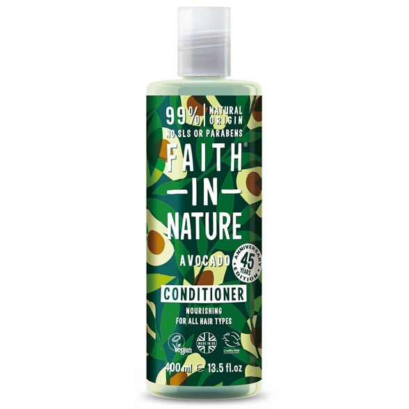 Faith in Nature Avocado Conditioner, 400 ml