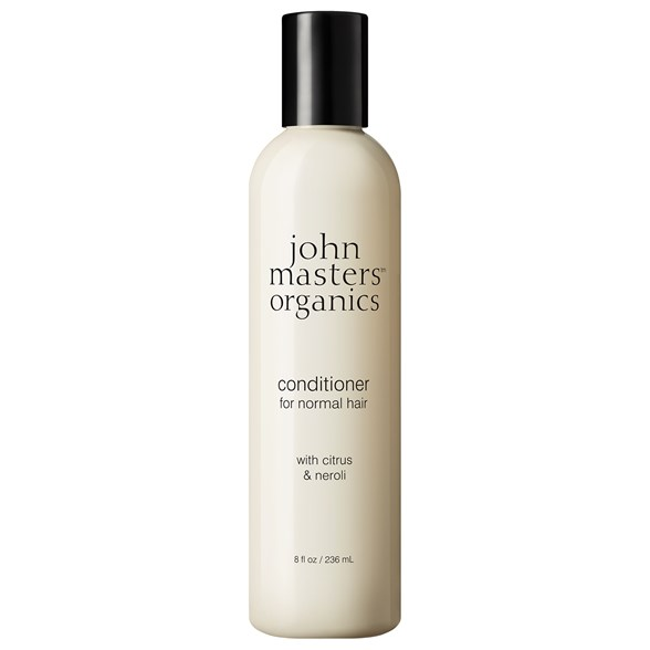 John Masters Organics Conditioner for Normal Hair with Citrus & Neroli, 236 ml