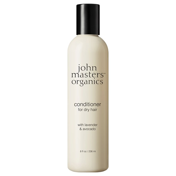 John Masters Organics Conditioner for Dry Hair with Lavender & Avocado, 236 ml