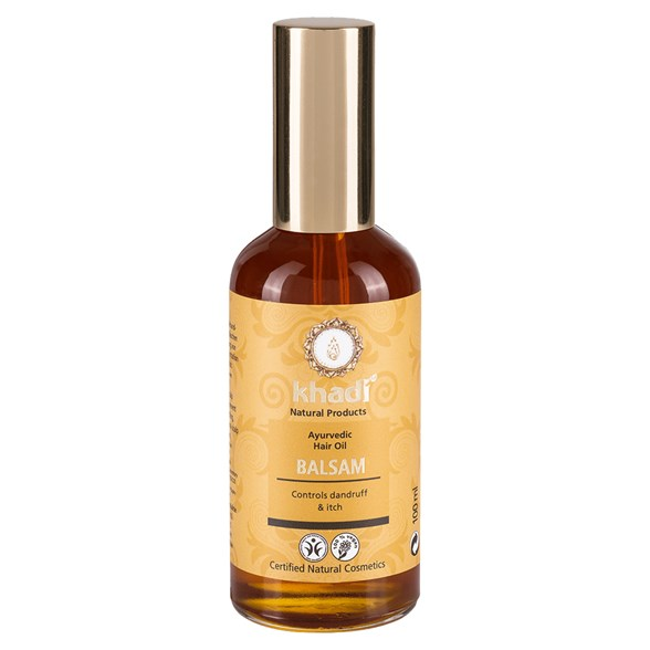 Khadi Balsam Ayurvedic Hair Oil, 100 ml