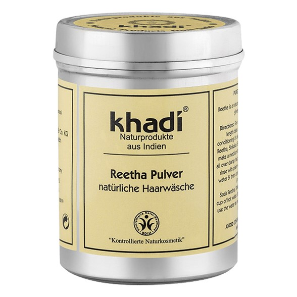 Khadi Pure Reetha Powder, 150 g