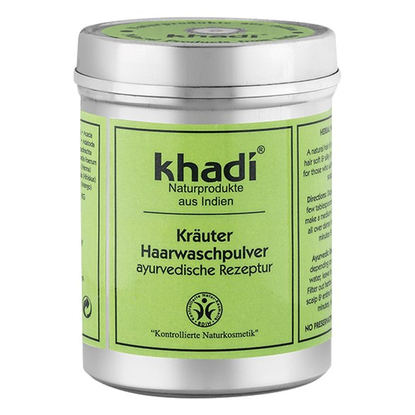 Khadi Herbal Hair Wash Powder, 150 g