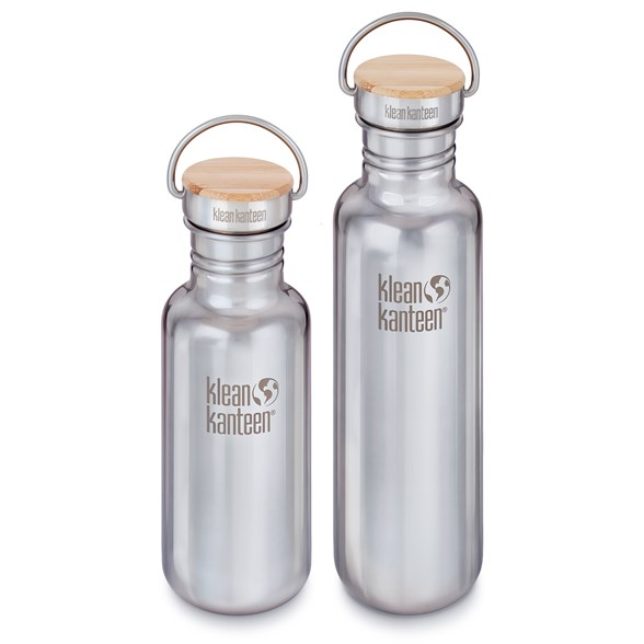 Klean Kanteen Reflect Vattenflaska - Mirrored Stainless