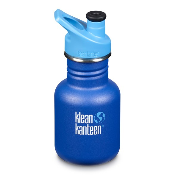 Klean Kanteen Kid Classic Sportflaska - Surfs Up, 355 ml