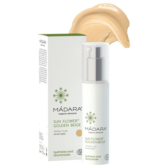 Madara Sun Flower Golden Beige Tinting Fluid, 50 ml