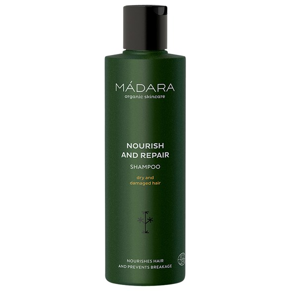 Madara Nourish and Repair Shampoo, 250 ml