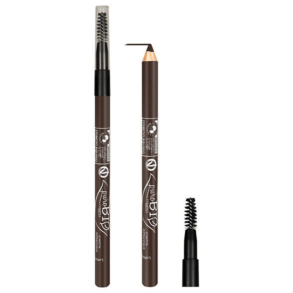 puroBIO Cosmetics Eyebrow Pencil, 1,3 g