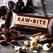 Rawbite Ekologisk Frukt- & Nötbar Choklad, 50 g