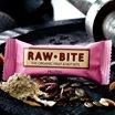 Rawbite Ekologisk Frukt- & Nötbar Protein, 50 g