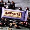 Rawbite Ekologisk Frukt- & Nötbar Bär & Vanilj, 50 g