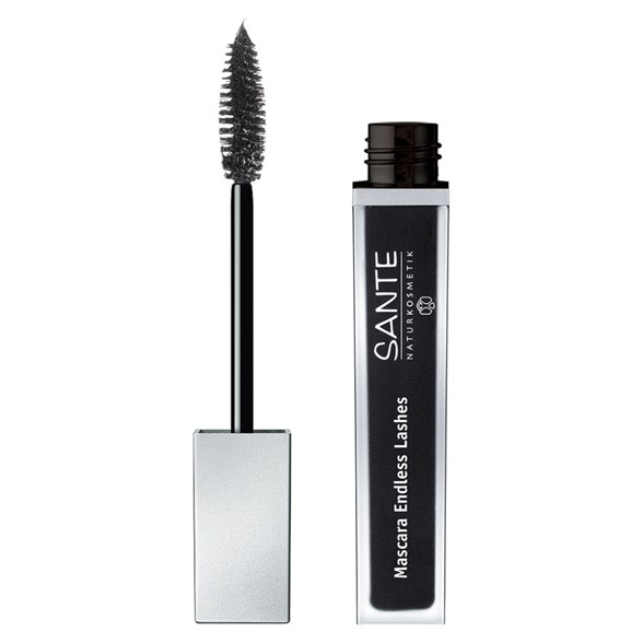 Sante Mascara Endless Lashes - Black, 7 ml