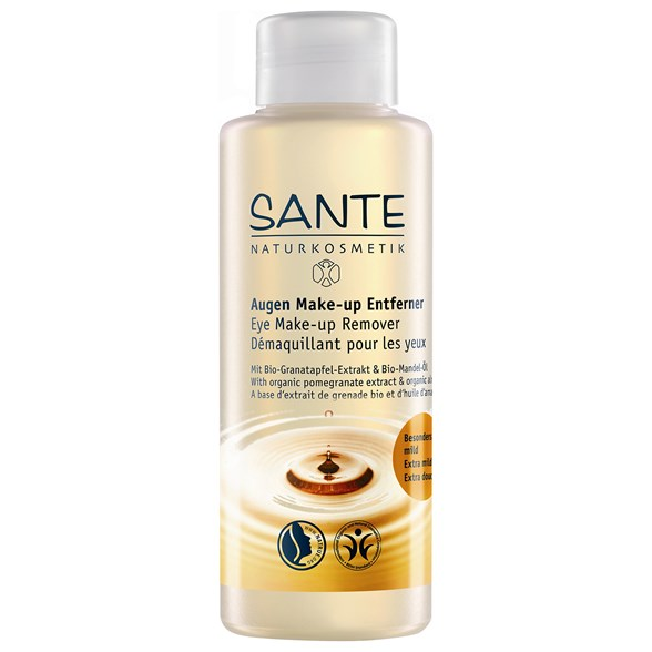 Sante Eye Make-up Remover, 100 ml