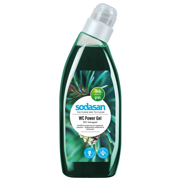Sodasan WC-Rent Power Gel, 750 ml