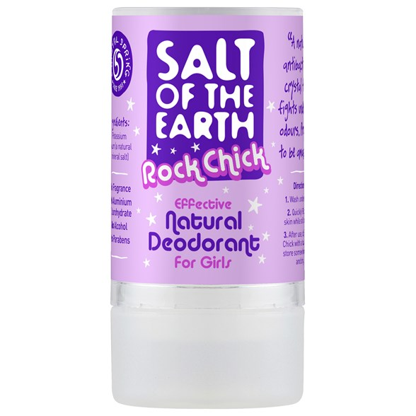 Salt of the Earth Rock Chick Deodorant for Kids, 90 g