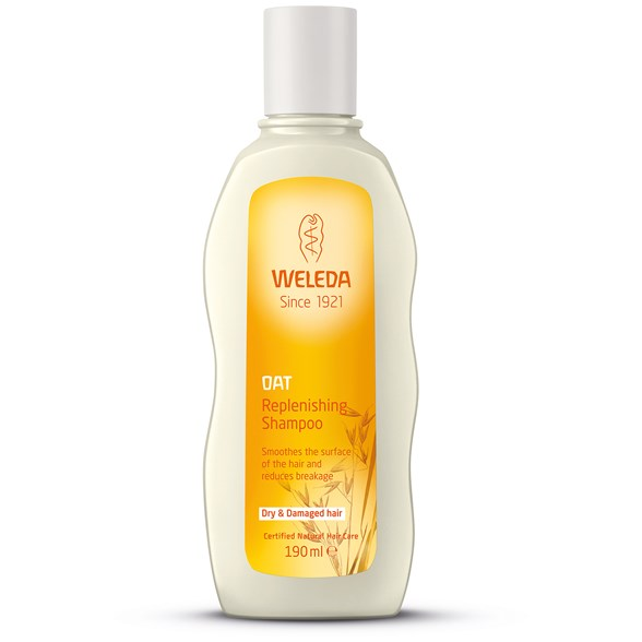 Weleda Oat Replenishing Shampoo, 190 ml