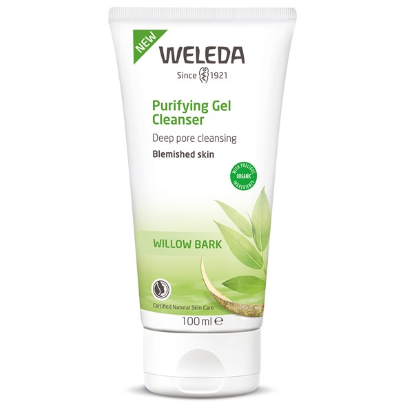Weleda Purifying Gel Cleanser, 100 ml