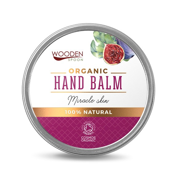 "Wooden Spoon Organic Hand Balm ""Miracle Skin"""