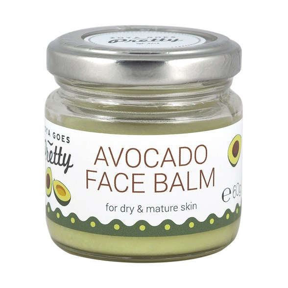 Zoya Goes Pretty Avocado Face Balm