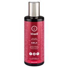Khadi Amla Ayurvedic Shampoo Strength & Volume, 210 ml