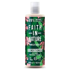 Faith in Nature Wild Rose Conditioner, 400 ml