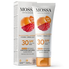 Mossa 365 Days Defence Sunscreen for Face SPF 30, 50 ml