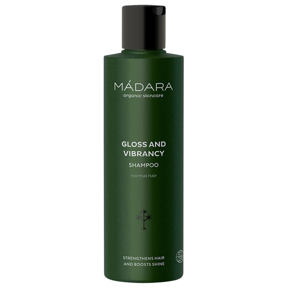Madara Gloss and Vibrancy Shampoo, 250 ml