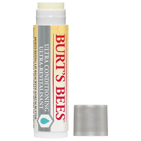 Burt's Bees Ultra Conditioning Lip Balm with Kokum Butter, 4,25 g