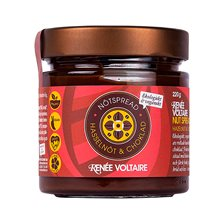 Renee Voltaire Heavenly Spread Hasselnöt & Choklad, 220 g