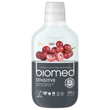 Biomed Sensitive Mouthwash, 500 ml