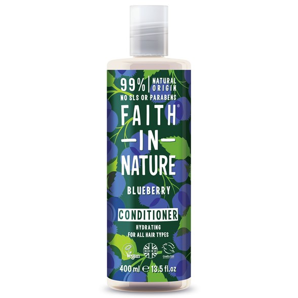 Faith in Nature Blueberry Conditioner, 400 ml