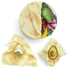 Bee's Wrap Naturligt Folie Assorted Set (S/M/L), 3 st