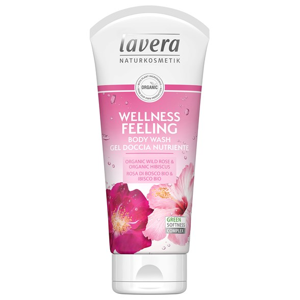 Lavera Wellness Feeling Body Wash, 200 ml