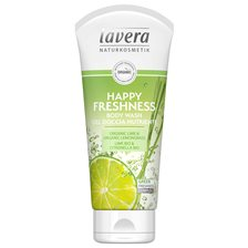 Lavera Happy Freshness Body Wash, 200 ml